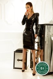 Spend some time with Mistress Anastasia in Dublin 18; you won't regret it