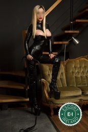 Mistress Anastasia is a hot and horny Greek Domination from Dublin 18
