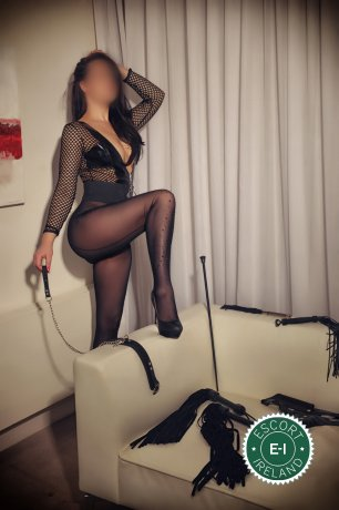 Spend some time with  Mistress Diamond in Dublin 18; you won't regret it