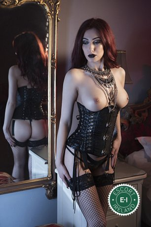 Book a meeting with Dominatrix Inna in Dublin 1 today