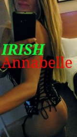 Irish Annabelle - escort in Dublin City Centre South