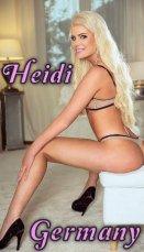 Meet Heidi in Dublin City Centre South right now!