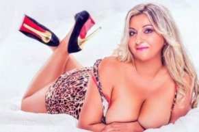 Busty Christina - escort in Tralee