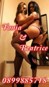Tania & Beatrice - escort in Rathmines