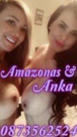 Amazonas & Anka - escort in Sandymount