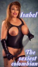 Isabel - escort in Rathmines