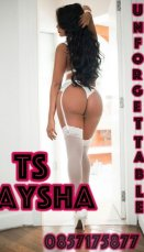Book a meeting with TS Aysha Garbatelli in Santry today