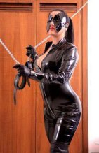 Anabelle - domination in Cork City